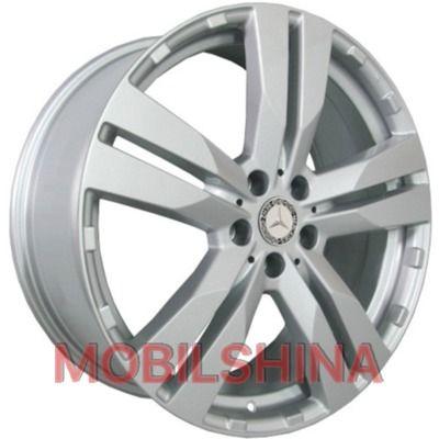 R20 8.5 5/112 66.6 ET56 Replica Mercedes (MB78) Silver литой