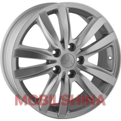 R16 6.5 5/114.3 67.1 ET46 Replica Mitsubishi (MI29) Silver литой