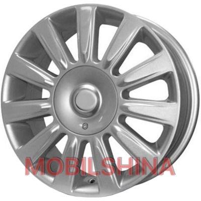 R15 6 4/114.3 67.1 ET35 Replica Nissan (NS864) Silver литой