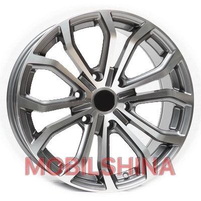 R18 8 6/139.7 106.1 ET20 Replica R604 MG литой