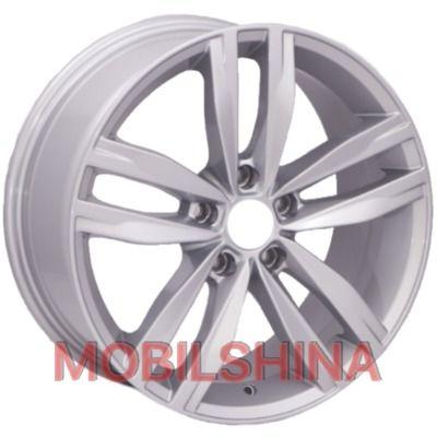 R16 6 5/112 66.6 ET40 Replica Ssang Yong (FR5037) hyper silver литой