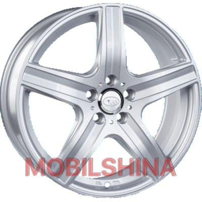R17 7 5/100 56.1 ET50 Replica Subaru (JT1702) Silver литой