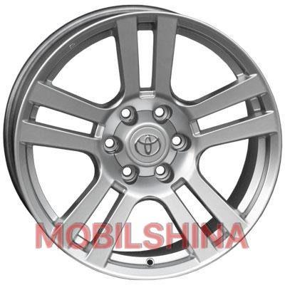 Диски R18 8 6/139.7 106.1 ET25 Replica Toyota (268) Prado MBM литой