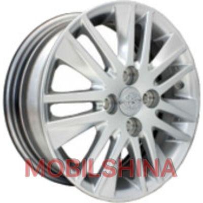 R14 5.5 4/100 67.1 ET45 Replica Toyota (CT2228) HS литой