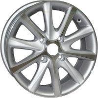 R16 6.5 5/114.3 60.1 ET45 Replica Toyota (CT4346) SMF литой