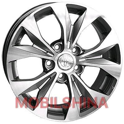 Диски R17 7 5/114.3 73.1 ET45 Replica Toyota (CT5528) GMF литой