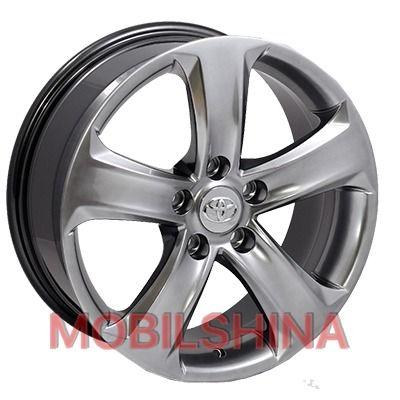R17 7 5/114.3 60.1 ET38 Replica Toyota (D5105) HB литой