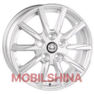 Диски R16 6.5 5/114.3 60.1 ET40 Replica Toyota (JT1267) SM литой