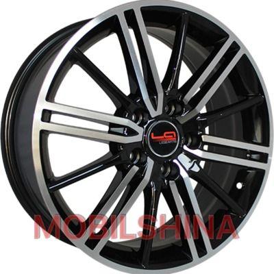 Диски R17 7 5/114.3 60.1 ET45 Replica Toyota (TY511) BKF
