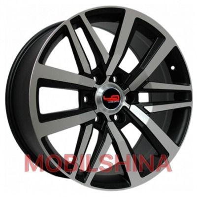 Диски R18 8 6/139.7 106.1 ET30 Replica Toyota (TY533) MBF литой