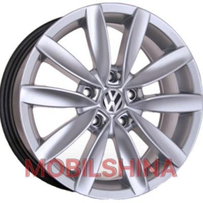 Диски R17 7.5 5/112 57.1 ET40 Replica Volkswagen (CT1303) HB литой