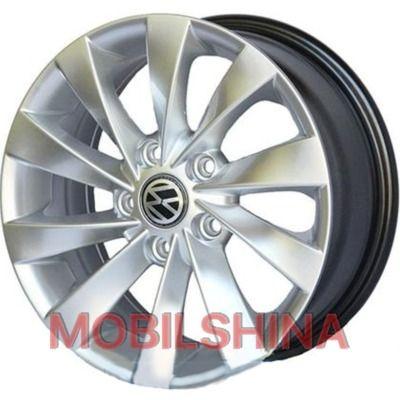 R15 6.5 5/112 57.1 ET45 Replica Volkswagen (CT1320) HS литой