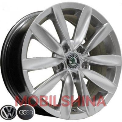 R16 7 5/112 57.1 ET43 Replica Volkswagen (D015) HS литой