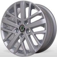 R14 5.5 5/100 57.1 ET40 Replica WR-M0001 Silver литой