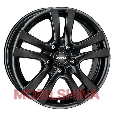 RIAL Como 7/R16 5/108 Black