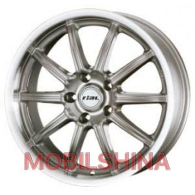 R15 7 5/110 72.6 ET40 RIAL Monza литой