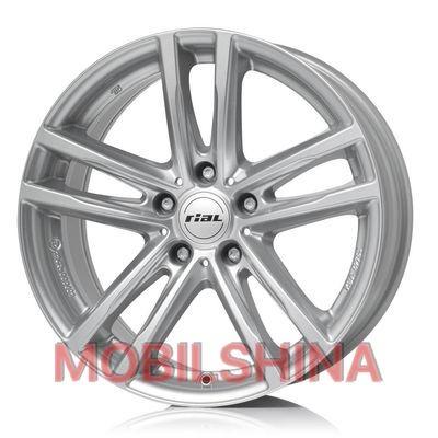 Диски R19 8 5/112 66.6 ET30 RIAL X10 metal grey литой