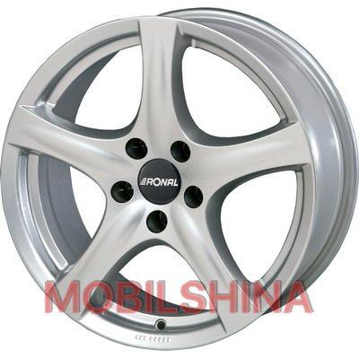 Ronal R42 6.5/R16 5/98 crystal silver