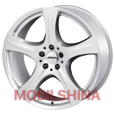 Ronal R43 7.5/R17 5/130 Silver
