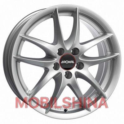Ronal R46 7/R17 5/100 Silver