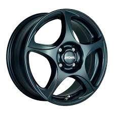 Ronal R53 Trend 5.5/R14 4/100 matt black