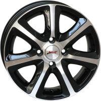 R20 9.5 5/130 71.6 ET50 RS Wheels 290 Chrome литой