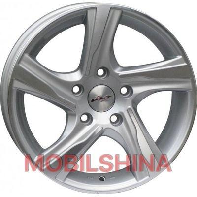 Диски R14 6 4/98 58.6 ET35 RS Wheels 788 RS литой