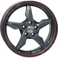 R16 7 4/100 67.1 ET20 RS Wheels 883 MHS литой
