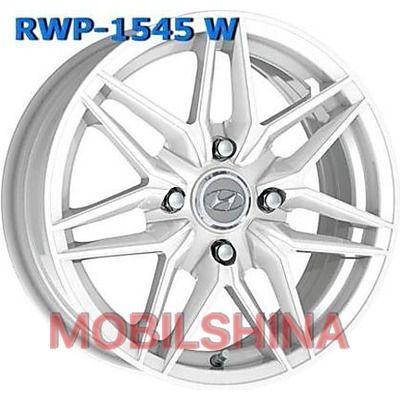 R15 6 4/114.3 67.1 ET46 RWP 1545 White литой