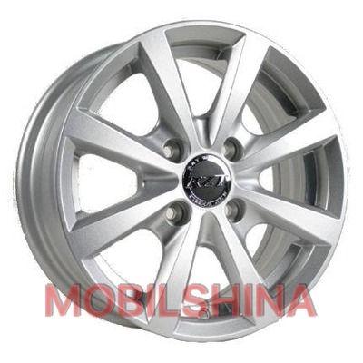 R13 5 4/100 67.1 ET35 RZT 81303 Silver литой