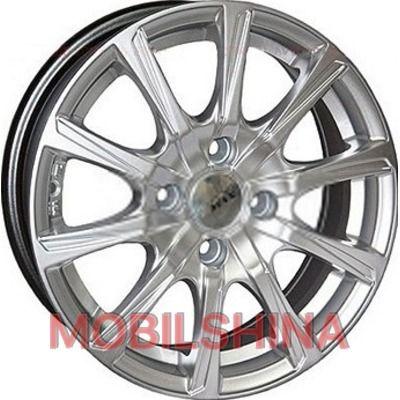 R14 6 4/100 67.1 ET38 Sportmax Racing SR2039 HS литой