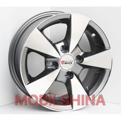 R14 6 4/98 58.6 ET35 Sportmax Racing SR213 HS литой
