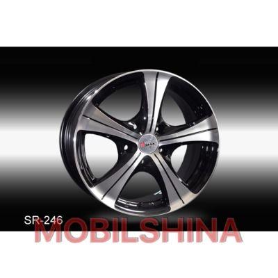 R16 7 5/112 67.1 ET38 Sportmax Racing SR246 BP литой