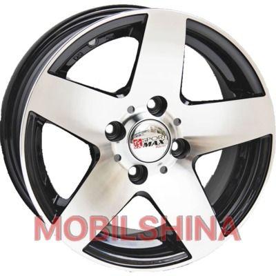 R16 7 5/114.3 67.1 ET38 Sportmax Racing SR265 LGMP литой