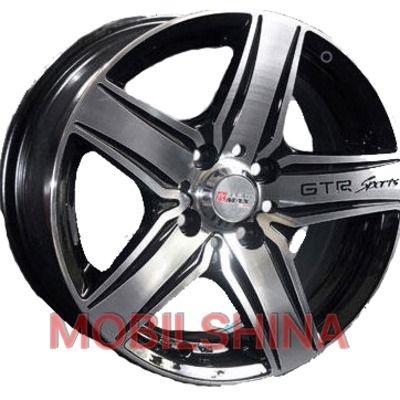 R13 5.5 4/98 58.6 ET35 Sportmax Racing SR3111Z WPWB литой