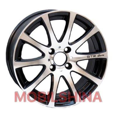 R15 6.5 5/100 67.1 ET38 Sportmax Racing SR3114Z BP литой