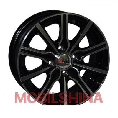 R13 5.5 4/98 58.6 ET32 Sportmax Racing SR3123 BP литой