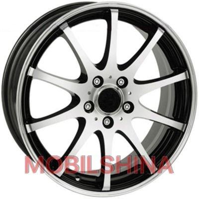 R15 6.5 5/100 67.1 ET35 Sportmax Racing SR3176 BP литой