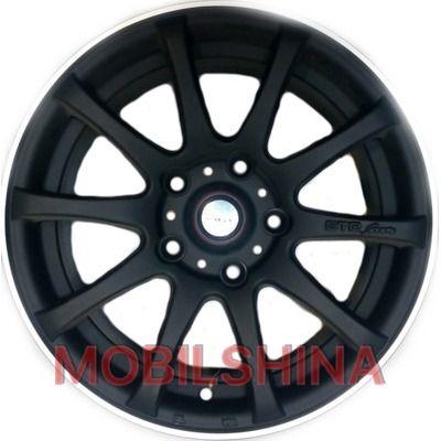 R13 5.5 4/100 67.1 ET35 Sportmax Racing SR355 BP литой