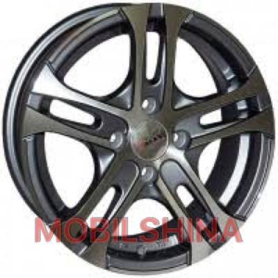 R16 6.5 5/114.3 67.1 ET38 Sportmax Racing SR-L1235 BMF литой