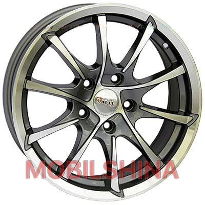 R15 6.5 5/114.3 67.1 ET40 Sportmax Racing SR-L290 BMF литой