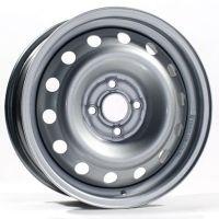 Диски R15 6 4/100 54.1 ET45 Steel Toyota Black стальной