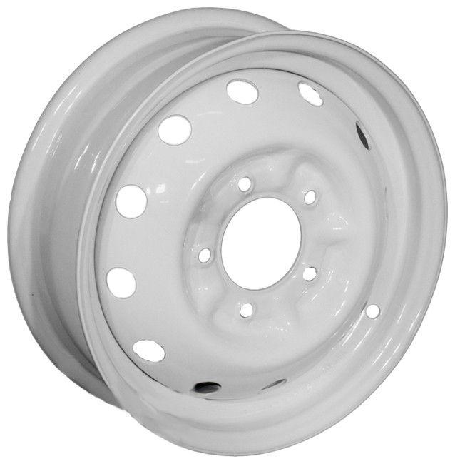 R13 5 4/98 58.6 ET40 Steel ВАЗ White стальной