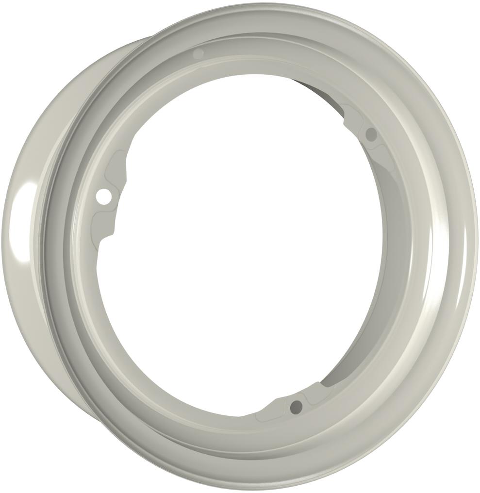 Диски R13 4.5 3/256 228 ET30 Steel ЗАЗ Silver стальной