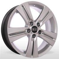 R15 6.5 4/100 56.6 ET39 Storm W-024 Silver литой