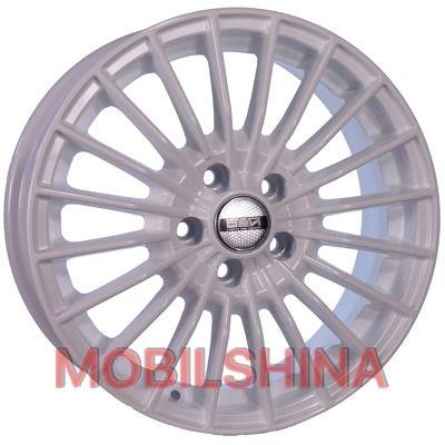 R15 6 4/100 67.1 ET45 Tech Line TL537 Silver литой