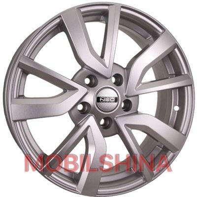 Диски R16 6.5 5/114.3 67.1 ET40 Tech Line TL720 Silver литой