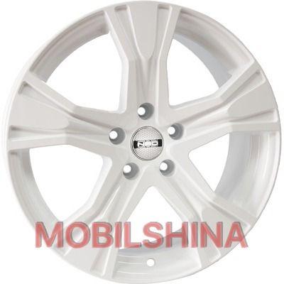 Диски R18 7.5 5/114.3 67.1 ET45 Tech Line TL814 Silver литой