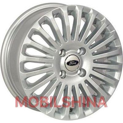 R15 6 4/108 63.4 ET52.5 TRW Z564 Silver литой