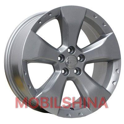 R17 7 5/100 56.1 ET48 TRW Z635 Silver литой
